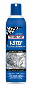 Olej Finish Line 1-Step spray 510ml